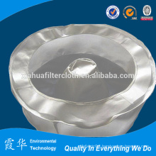 Polypropylene filter cloth for filter press and centrifuge