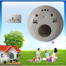 Мышь/Комаров/ тараканов/мух отпугиватель 120м2 эффективный контроль диапазона вредителей 120*85*43мм Aokeman Датчик