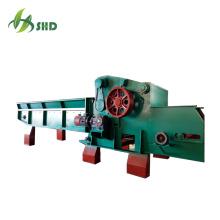 Модель высокопроизводительной машины для производства дробилок древесины