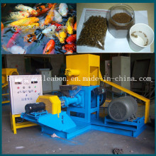 Pets/Fish/Shrimp Favorite Food Processing Machine Electric 120-150kg Per Hour Dry Type Dgp60 Floating Fish Feed Pellet Mill Machine