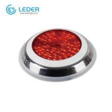 LEDER Adjustable color temperature 12W LED Underwater Light