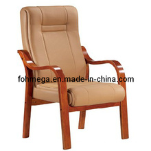 Tan Leather Stable Conference Chair Wholesale (FOH-F35)