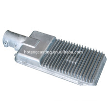 Aluminum die-casting street light housing heat sink
