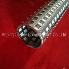 Welded Stainless Steel Wire Mesh Filter Tube