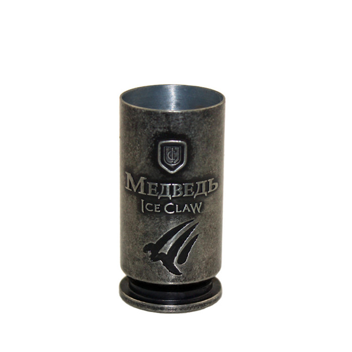 Customize the high quality bronze flat-bottome cup