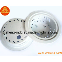 Stamping Hardware Steel Cover Parts (SX071)