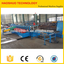 Highway protective waveform fence W beam Guardrail Roll Forming Line