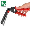 Handheld Rabbit Cage Hog Ring Poultry Cages Fence Mesh Tools Stainless Steel Caged Plier Manual M Nail Fastener Clippers