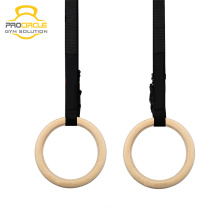 Custom Fitness Equipment Exercise Gym Rings