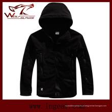 Coldproof Fleece jaquetas casacos de lã de esportes ao ar livre à prova de vento