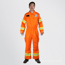 Hi Visible Antiflaming Protective Overall