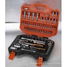 """94PCS 1/2 """"Dr. & 1/4"""" Dr. Trousse à outils"""