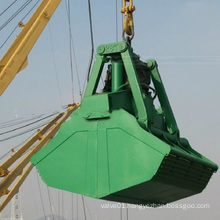 6-12m3  Clamshell Grab for 25 Ton Crane