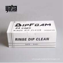 Tattoo Dipfoam Rinse Dip Clean 24pcs Dip Cup For Needle Cartridge