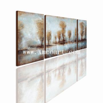 Lona famosa pinturas a óleo quadro