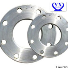 EN Standard ASTM A105 Pipe Flange with Carbon Steel Material