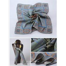 Pocket Square 100% Silk Stock Scarfs