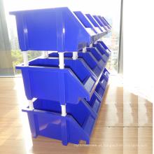 armazenamento de plástico combinado bin escaninho de armazenamento de peças de reposição