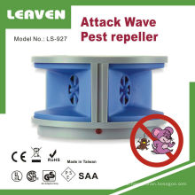 LS-927 Dual Speaker Attack Wave Mäuse / Pest Repeller