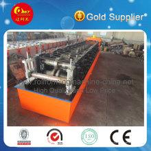 Máquina formadora de treliça de metal para perfis C / Z automática de controle PLC