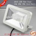 CE RoHS ERP 2015 New Star 20w Ultra Slim Outdoor LED Flut Licht Ip65