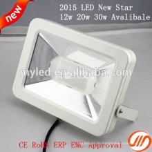 CE RoHS ERP 2015 New Star 20w Ultra Slim Outdoor LED Flut Licht Ip65