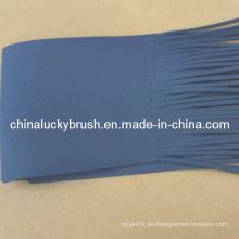 Azul de color EVA espuma coche tira de cepillo (YY-244)