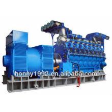 Centrale électrique diesel à 100 mw avec des compteurs CSR