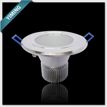 3W Sliver Version LED Ceiling Down Lights