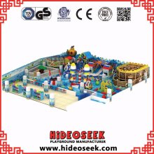 Pirate Ship Theme Indoor Playground for Shopping Mall
