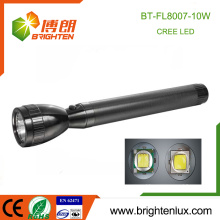 China Factory Metal Material Heavy Duty Long Range Distance worlds brightest flashlight