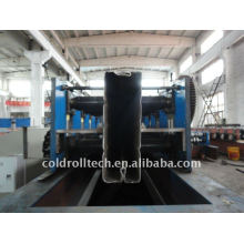 Rack roll forming machine for box beam
