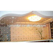 Crystal door curtain,hanging door beads curtain