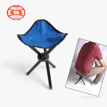 Mini portable 3 leg folding stool for fashing