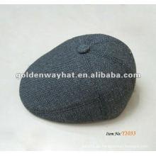 Männer Mode Kammgarn Hüte