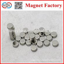 Иглоукалывание круглый сильный неодимовый магнит
