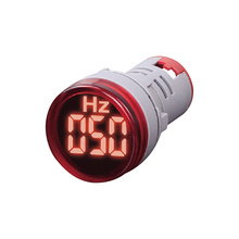 AD101-22Hz: Medidor de frecuencia de tubo digital 0-99Hz