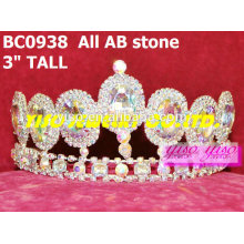 ab stone crystal jewelry crowns and tiaras