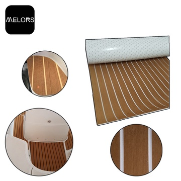 Melors EVA Material High Density Faux Teak Blatt