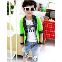 Fashion /Handsome Best Selling Boy's Spring & Autumn Children's Clothes Small Children/Kid Suit /Jacket /Coat (K-26)
