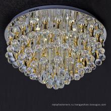 пользовательские светодиодные потолочные люстры лампы из нержавеющей стали