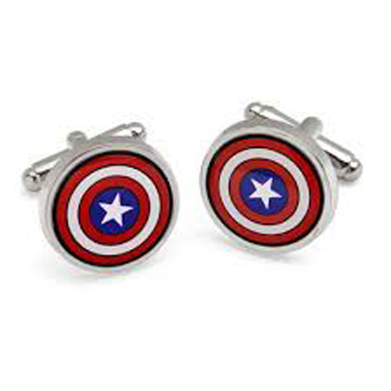 Superhero Cufflinks Set