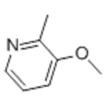 Pyridine,3-methoxy-2-methyl- CAS 26395-26-6