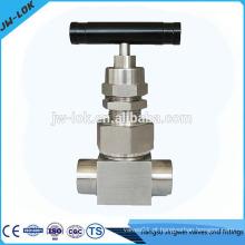 Fábrica de válvulas de controle de aço inoxidável