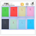 Promotional Item of Colorful Soft Notebook