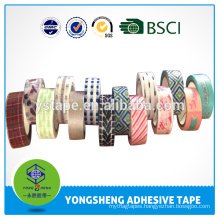 Hot sell japan masking tape adhesive decorative tape
