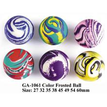 Gummi-Farben Bounce Ball
