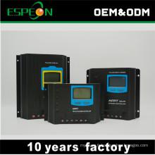 20A 30A 40A 12 V 24 V entrée 100 V traceur MPPT solaire contrôleur de charge solaire contrôleur