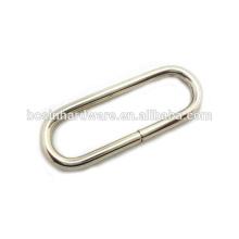 Art- und Weisequalitäts-Metall 38mm ovaler Ring