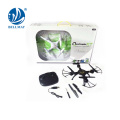NEW Product RC Drone Cheap Drone 2.4G RC Quadcopter Can Add 0.3MP WIFI Camera with AR Game for Wholesales